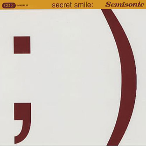 Secret Smile CD2 (UK Single)