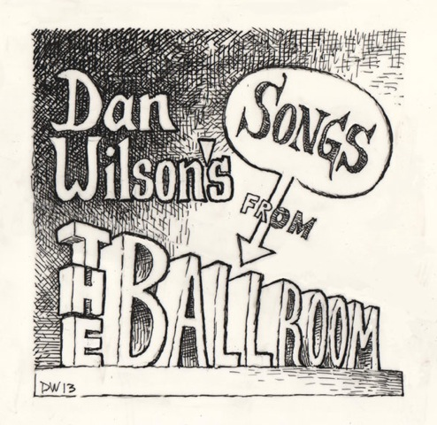 "Drawing For My ""Songs From the Ballroom"" Project"