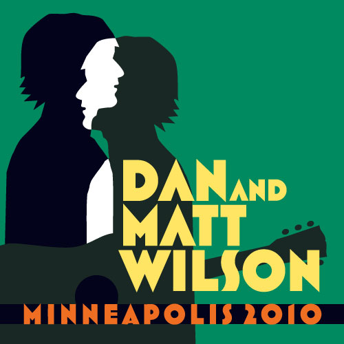 Dan & Matt Wilson - Minneapolis 2010