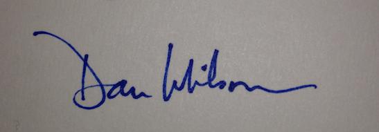 My current signature