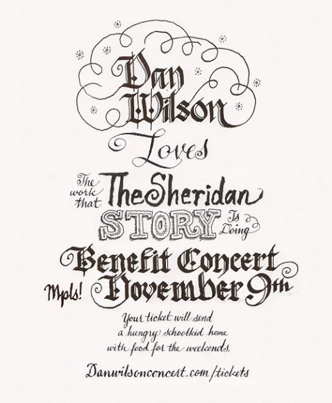 DW Minneapolis Benefit Concert for The Sheridan Story