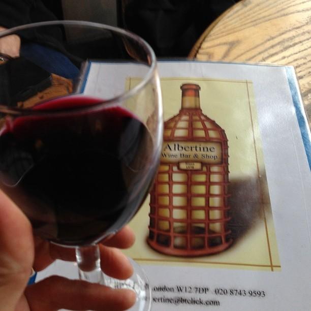 Albertine's Wine Bar