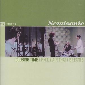 Closing Time CD2 (UK Single)