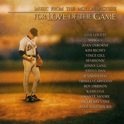 For Love of the Game Soundtrack