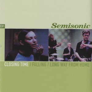 Closing Time CD1 (UK Single)