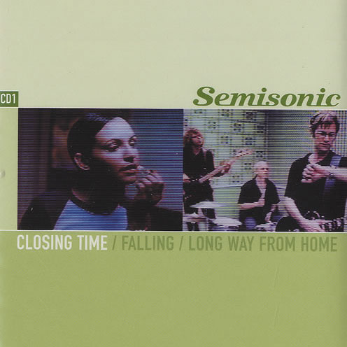 Closing Time CD1 (UK Single)