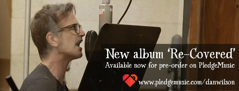 New album 'Re-Covered' and a PledgeMusic campaign!